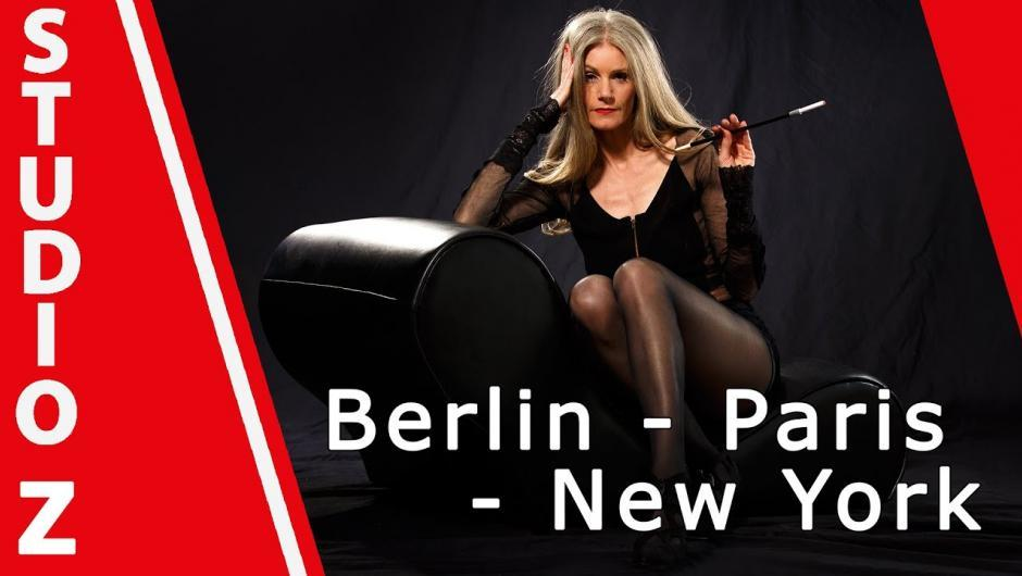 Berlin – Paris – New York